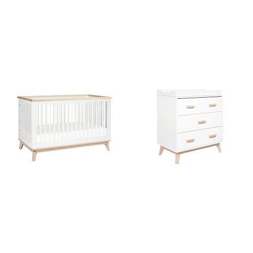 31285HRXHFL - Babyletto Hudson 3-Drawer Changer Dresser