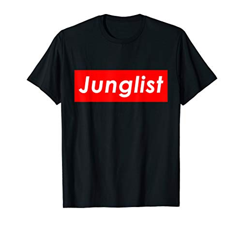 Junglist Movement T Shirt Drum And Bass Music Gift