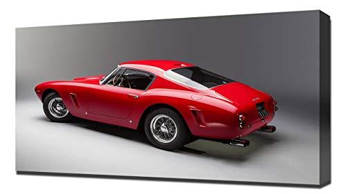 Lilarama 1962 Ferrari 250 GT V9 - Image sur Toile - Impression Giclée