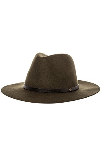 Chapeau Day Tripper Fedora Volcom - Vert Army Combo