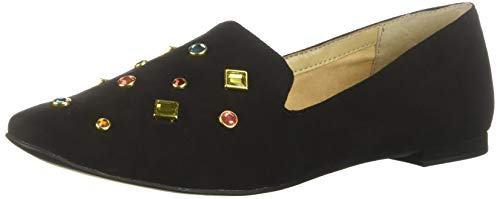 Katy Perry Women's The Turner Loafer Flat, black 1, 9.5 M Medium US