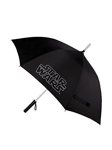 Star Wars Regenschirm schwarz