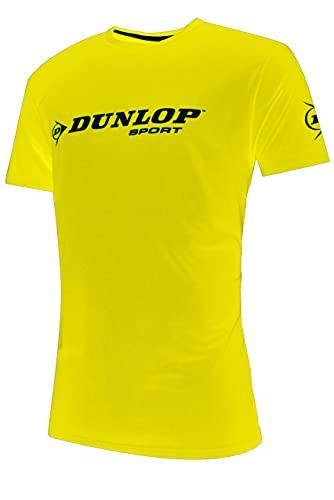Dunlop Sports Essentials Kids Promo tee Camisa de Tenis,...
