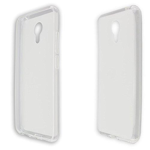 caseroxx TPU-Hülle für Acer Liquid Z6 Plus, Tasche (TPU-Hülle in transparent)