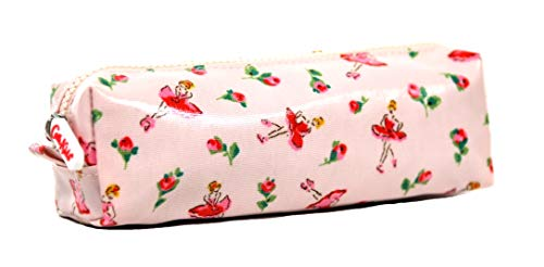 Cath Kidston Pencil Case Ballerina Rose in poeder roze olijfgaas