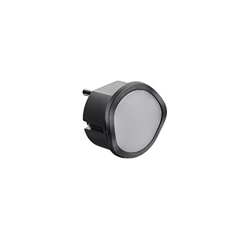 Legrand, LED-Steckdosen-Notlicht dimmbar, direkt anschlussfertig, leuchtet bei Stromausfall 1,5 Stunden oder als Taschenlampe, 050679