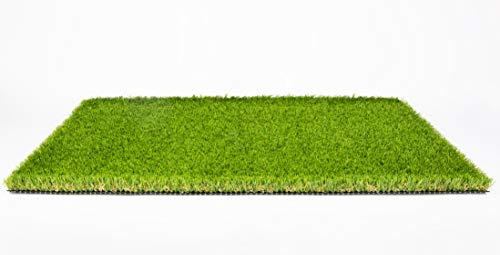"""SMARTLAWN PROFESSIONAL Dog Grass Pee Pads Replacement (18""""x28"""")(Set of 2), Artificial Grass Pet Turf for Puppy Potty Trainer Tray Use"""