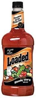 American Beverage 230A Master of Mixes Bloody Mary Loaded (SET OF 6 PER CASE) by American Beverage