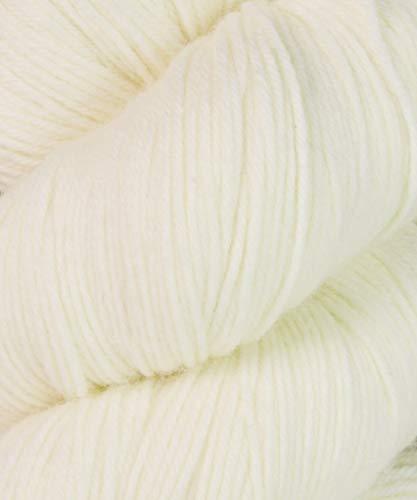 Cascade Heritage Sock Yarn White #5682