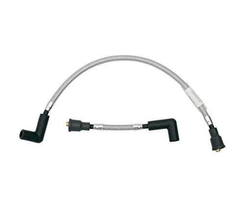 Compatible con / Reemplazo para FLT/FLHT/FLHR/FLHX/FLTR-99/08- Par Antiparásitos y Cabless-2104-0107
