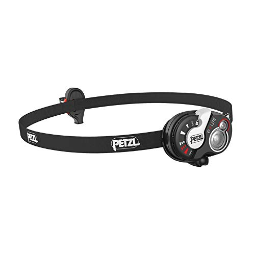 PETZL, e+LITE, 50 Lumens, Emergency Headlamp with Carry Case