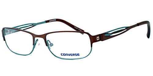 CONVERSE Montatura occhiali da vista SPRAY PAINT Marrone/Verde 52MM