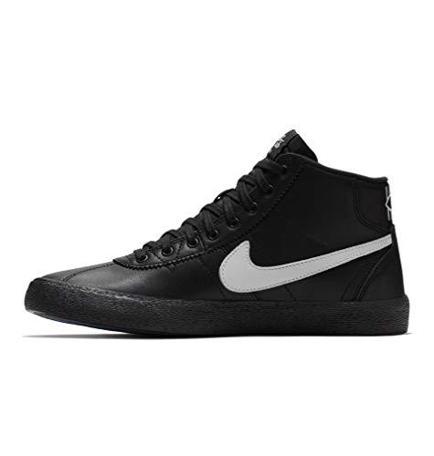 Nike Wmns SB Bruin Hi QS, Scarpe da Fitness Donna, Multicolore (Black/Summit White-B 010), 36.5 EU