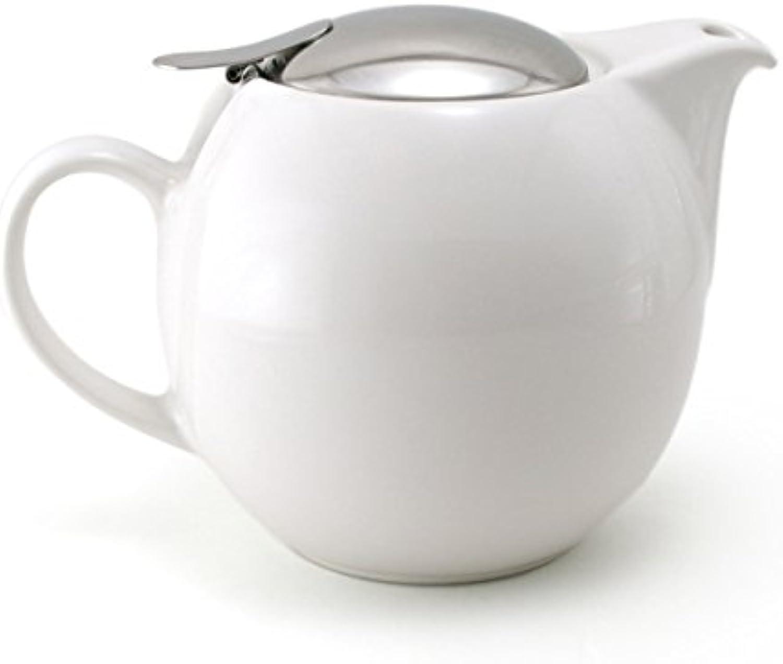ZEROJAPAN Universal teapot 680cc Weiß BBN-04 WH (japan import)