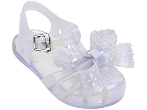 Melissa Mini Aranha Disco Bow Melflex Sandal Iridescent-Multi-7 Size 7