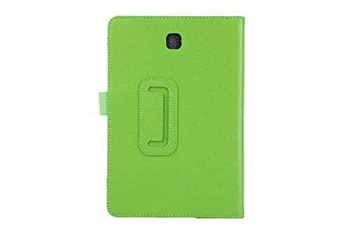 Tablet Case For Samsung Galaxy Tab A T550 T555 SM-T550 9.7 Stand PU Leather Smart Cover Case Protector-Green