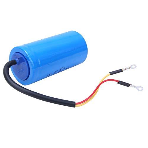 Schaltkondensator, selbstheilender 250-V-Wechselstrommotor-Kondensator CD60, für Haushaltsgeräte von Waschmaschinen