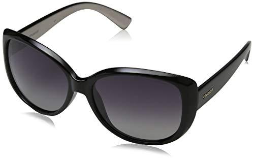 Polaroid PLD 4031/S IX LWW Gafas de sol, Negro (BK Prldpink/Grey SF Pz), 58 para Mujer