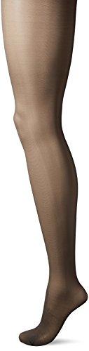L'eggs Women's Sheer Energy Toe Pantyhose, Off Black, B, 1-Pack