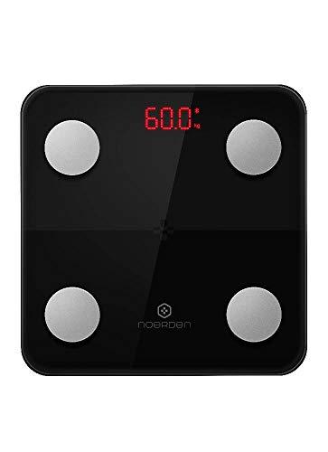 NOERDEN MINIMI - Negro - Básculainteligente - Bluetooth, pantalla L