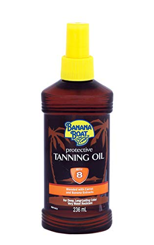 2. Banana Boat Protective Tanning Oil Spray – Our Budget Pick