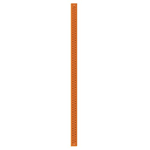 PDC Healthcare RLR-150 X-Ray Marker Accessory, Ruler, Radiopaque, 2