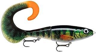 Rapala X-Rap Otus Lure with Two No. 2/0 Hooks, 0.5-1 m Swimming Depth, 25 cm Size, Live Perch