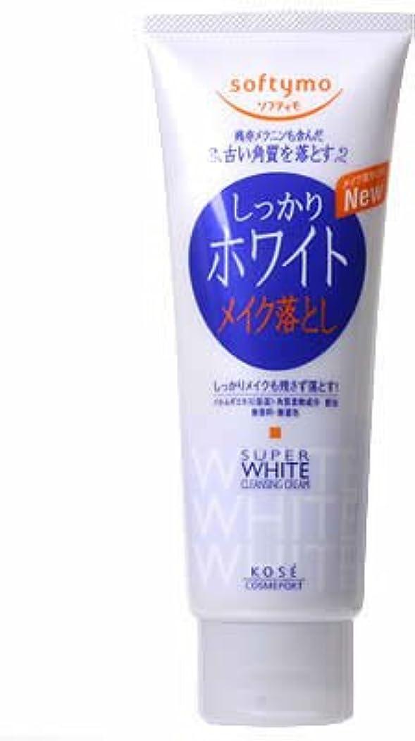 実験的外交官衝撃KOSE コーセー ソフティモ ホワイト クレンジングクリーム 210g