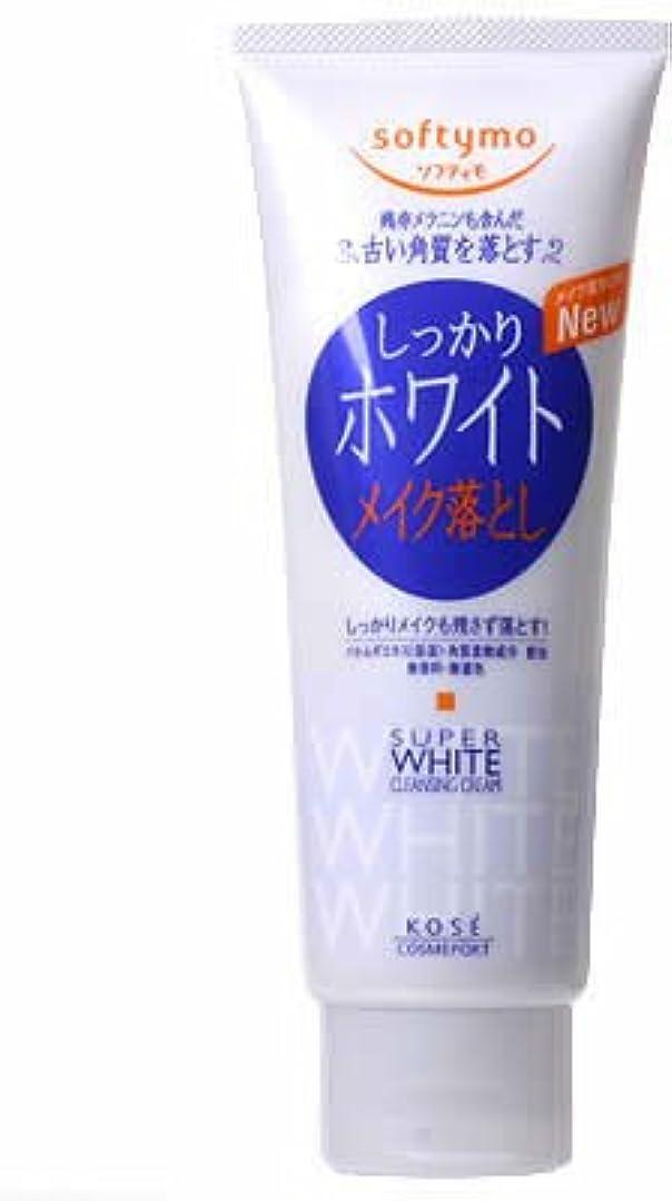 太字形状ギャップKOSE コーセー ソフティモ ホワイト クレンジングクリーム 210g