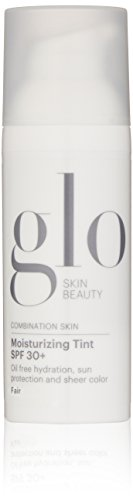 Glo Skin Beauty Moisturizing Tint SPF 30+ in Fair | Tinted Face Moisturizer with Sunscreen | 4 Shades, Dewy Finish