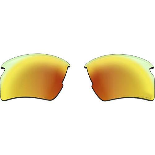 Oakley RL-Flak-2.0-33 Lentes de reemplazo para gafas de sol, Multicolor, 55 Unisex Adulto