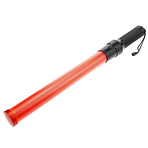 PrimeMatik - Barra Luminosa di Segnalazione di Colore Rosso 40x530mm con 2 funzioni