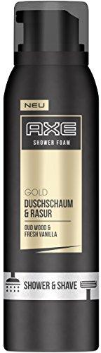 Axe Gel Douche Mousse Gold 200 ml - Lot de 3