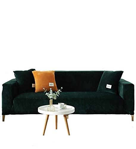 XHNXHN Funda suave lavable y antideslizante, funda de tela elástica, funda de sofá, muebles, funda de sofá de alta elasticidad, funda de tela universal todo incluido-C_90-140cm