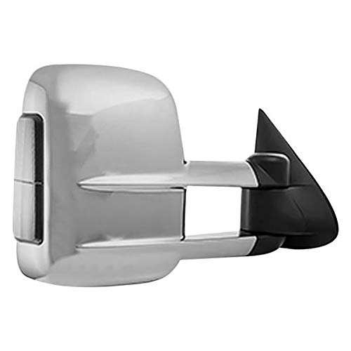 Great Features Of Replace - Pro EFX Driver and Passenger Side Power Towing Mirrors (Heated)