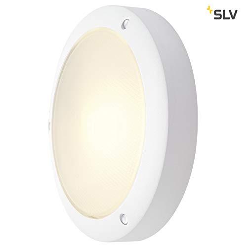 SLV, Lampada da soffitto, forma rotonda, in vetro satinato, E14