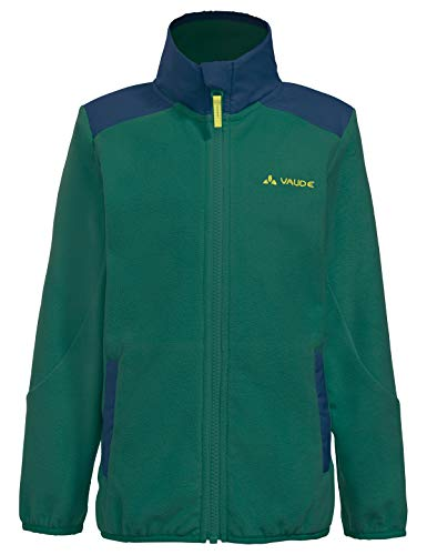VAUDE Kinder Racoon Fleece Jacke, fir forest, 98