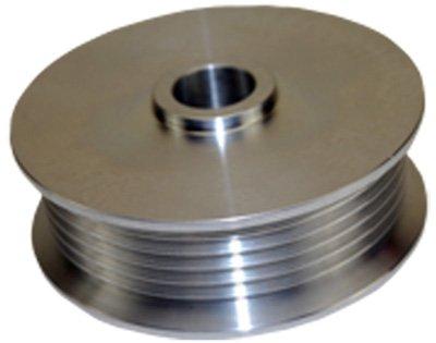 Mota Performance A70386 Billet Aluminum Serpentine Belt Alternator Pulley
