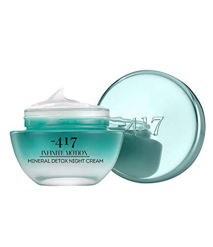 -417 Dead Sea Cosmetics Moisture-Balance Anti Aging Night Cream For Deep Skin Repair Rich in Nourishing Shea Butter Infinite Motion Collection 50 ml