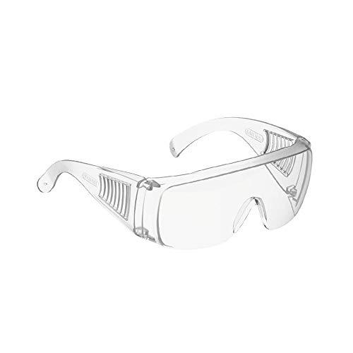 BYTGK Anti-mist Rolluiken Anti-mist Goggles Beschermende Bril Ademend Transparant Vlakke Spiegel G0423