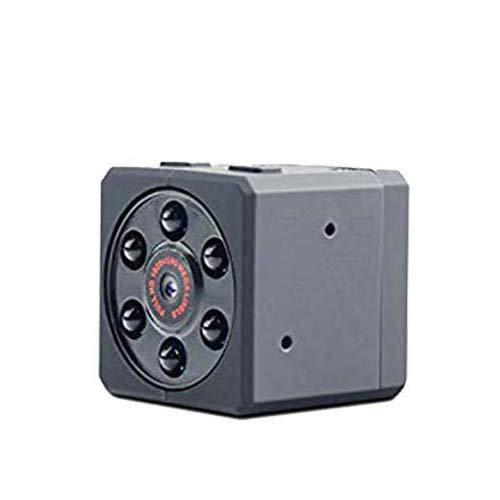 Zeerkeer Telecamera di Videosorveglianza Mini Fotocamera 1080p HD Spia Nascosta Fotocamere Rilevazione di Movimento,Visione Notturna e Supporta 32 GB TF Scheda per Casa e Ufficio Sicurezza