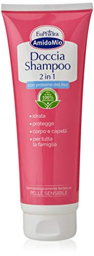 Amidomio Doccia Shampoo 2 in 1, 250 ml