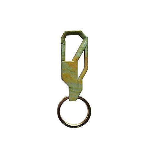 Mr.Ho Modieuze Lattice Sleutelhanger Sleutelhanger Auto Sleutelhanger voor Riem Loops Gesp Auto Thuis Kantoor Sleutelhanger als geschenk voor Man en Vrouw