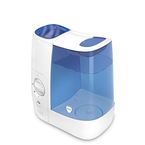 Wick WH845E2 Warmluft-Befeuchter, Blau, Weiß