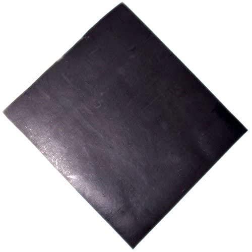 JHGHK Gummiplatte Stärke: 1mm/2mm/3mm | 500mm x 500mm,500mm x 500mm x 1mm