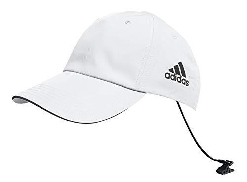 adidas Damen Herren Functional Cap Segelcap Kappe Baseballcap, Farbe:weiß