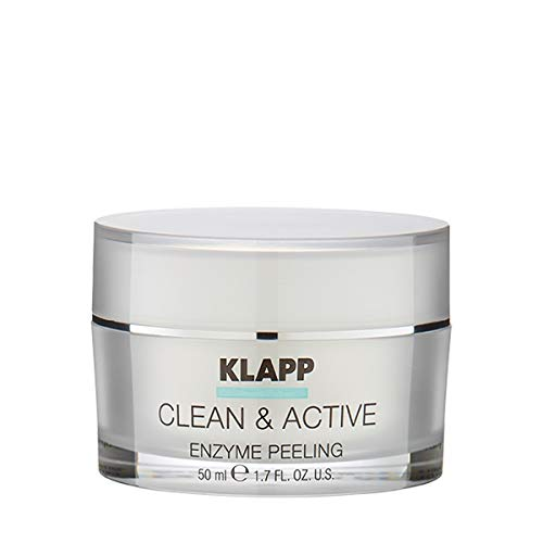 Klapp - Clean & Active - Enzyme Peeling - 50 ml
