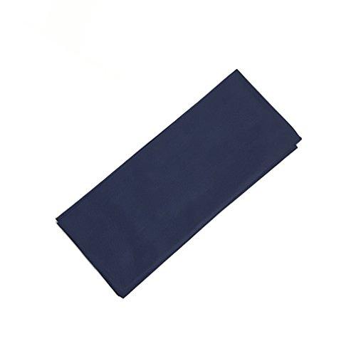 Tovaglia TNT 140x140 blu notte confezione da 100 pz