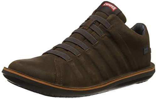 CAMPER Herren Beetle Schuhe Hohe Sneaker, Braun (Medium Brown 210), 39 EU