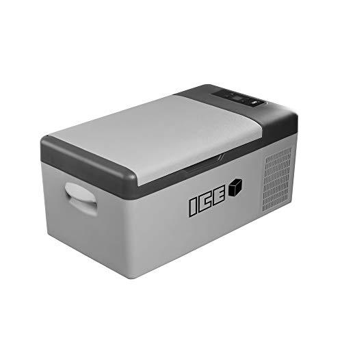 ICE Cube 15 liter draagbare autokoelkast vrieskast koelbox gelijkstroom 12V 24V AC 230V